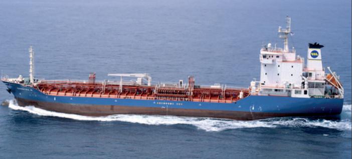113m Product Tanker 2006 - Korea Built - CAP 1 - 8496 CBM - DWT 8057 For Sale