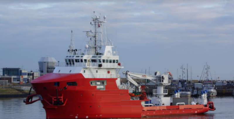 60m DP2 Multi Purpose Support Vessel Moon Pool 2012 - DWT 1276 For Sale