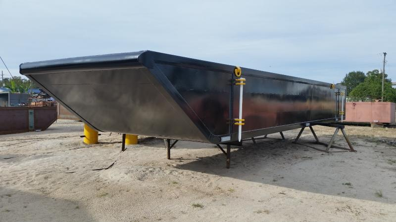 40' x 10' Truckable Barge - 2021 For Sale