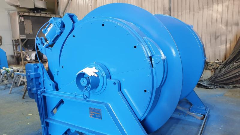 4 Point Mooring Winch Set For Sale