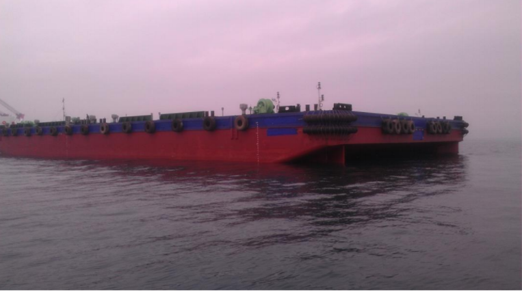 92m Heavy Transport Barge - 2012 For Sale