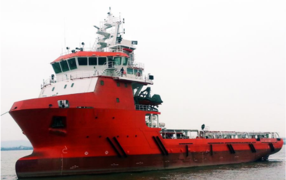 76m DP-2 FIFI-1 Offshore Support Vessel 2014 - DWT 3627 For Sale