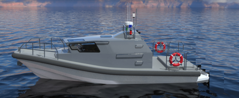 10m High Speed Military Patrol Boat - 2021 For Sale