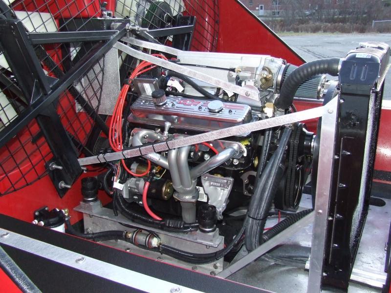 19' Hovergard 1000 Hovercraft - GM V8 - 250 HP For Sale