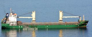 116m General Cargo Ship 2011 - Tweendecker - 2 HO/HA - DWT 8232 For Sale
