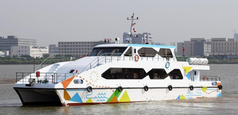 28m Catamaran High Speed Ferry 2015 - 162 PAX - FPP Hull For Sale